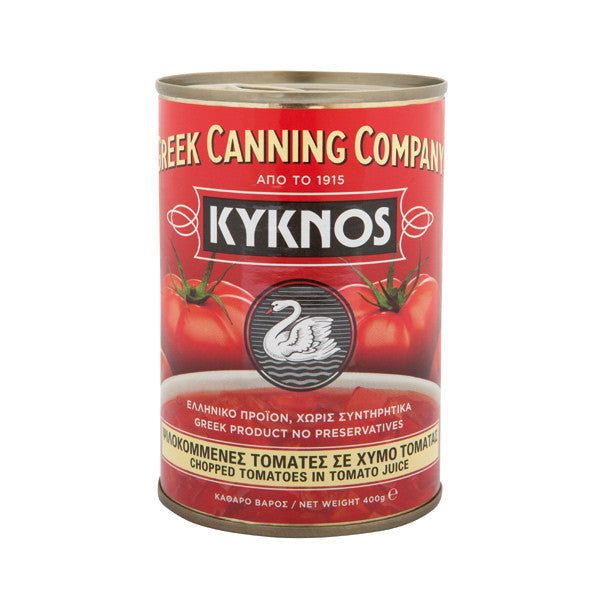 Kyknos - Chopped Tomatoes (400g)