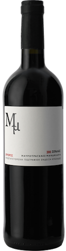 2014 'Mm', Sigalas Estate Vol 13.5%