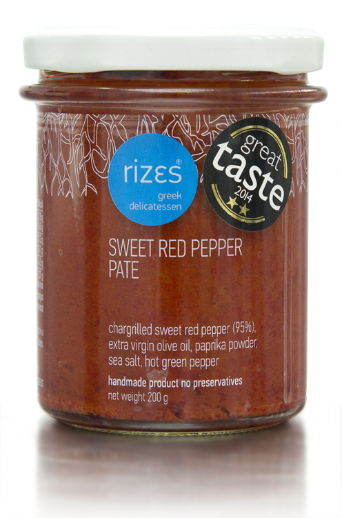 Rizes - Sweet red pepper pate (200g)