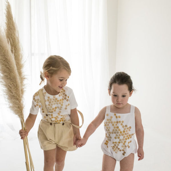Fields of Colour Rompers and Onesies - My Lily-Ann - Handmade Children's Clothing