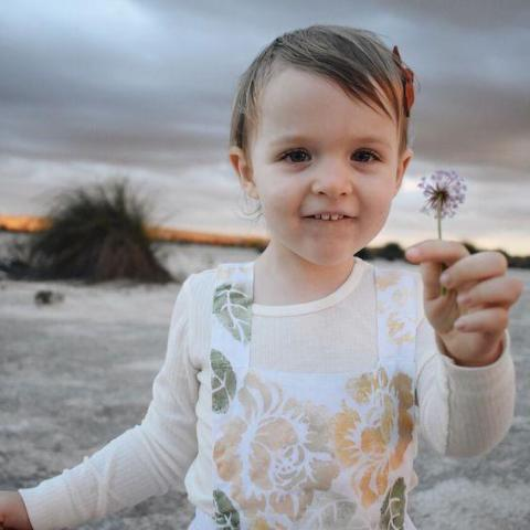 Wild Flower - My Lily-Ann - Handmade Children's Clothing