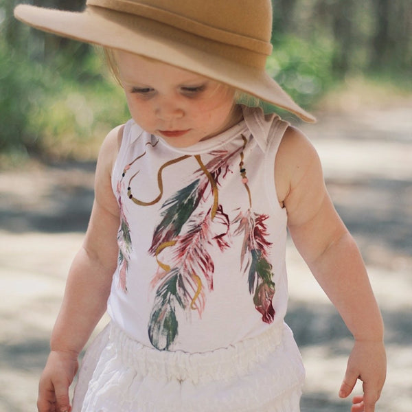 Free Spirit - My Lily-Ann - Handmade Children's Clothing