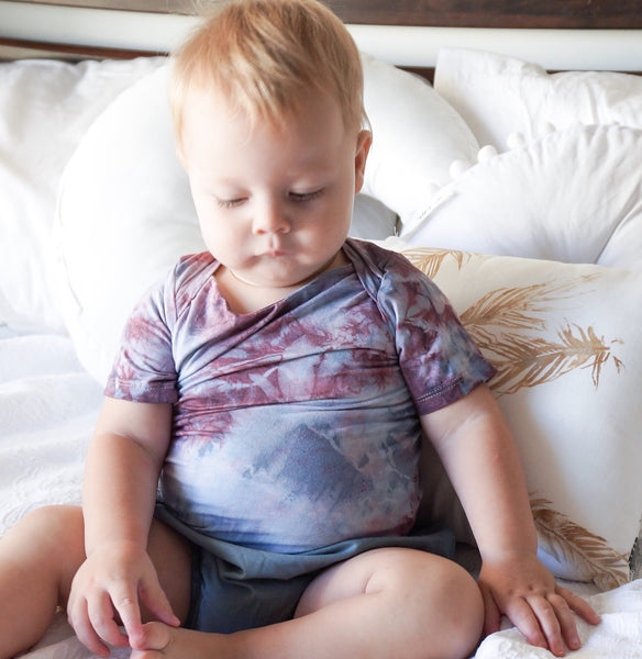 Moonstone Tie Dye - My Lily-Ann - Handmade Children's Clothing