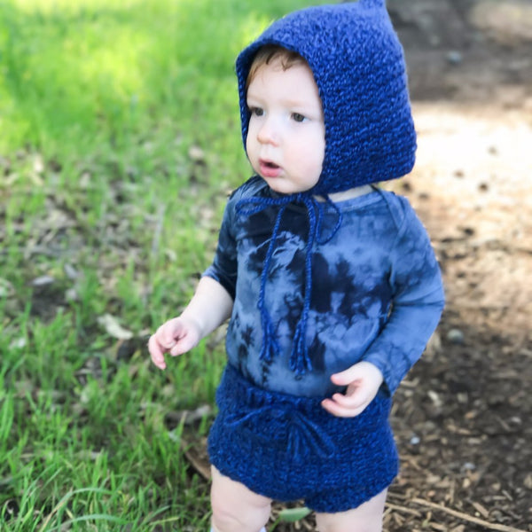 Night sky Tie Dye - My Lily-Ann - Handmade Children's Clothing