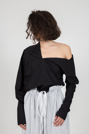 Shop CLON8 Honesty Off Shoulder Blouse