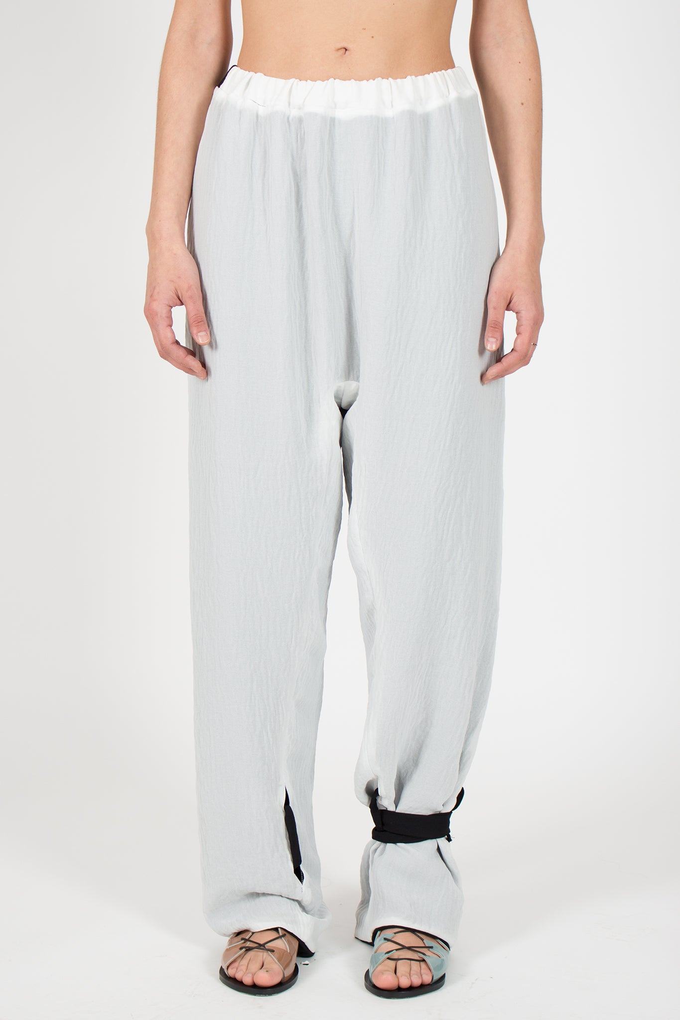 Shop CLON8 Relax Pull-On Double Face Pants