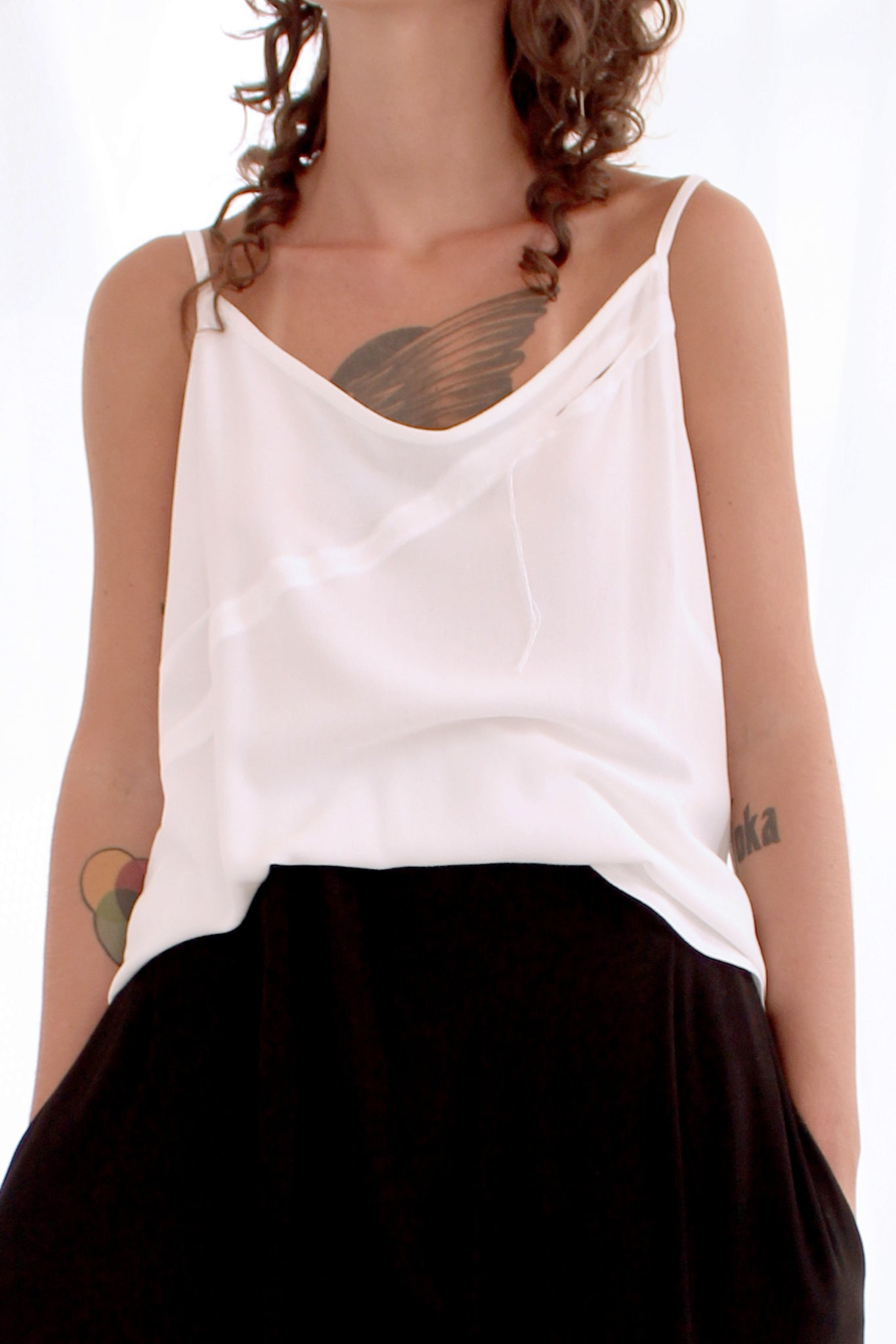 Shop CLON8 Slash Cami Top