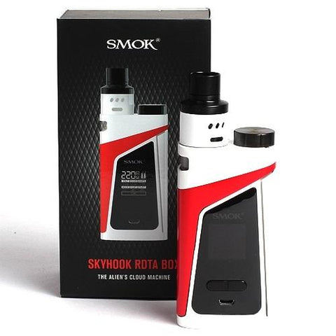 skyhook rdta kit smok
