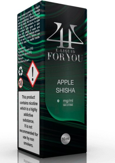 4You E LIQUID Apple