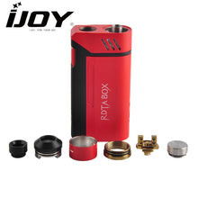 Load image into Gallery viewer, IJOY RDTA BOX MOD kit 200w (>40)
