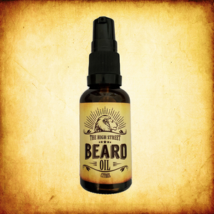 Citrus Beard Oil