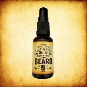 Earthy Beard Oil