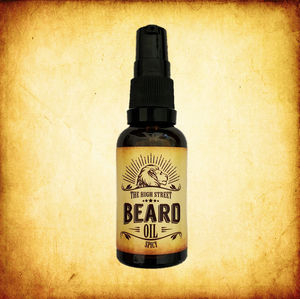 Spicy Beard Oil