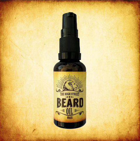 Woody Beard Oil