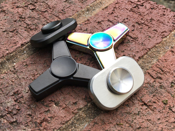 Premium Metal Fidget Spinners UK Europe EU