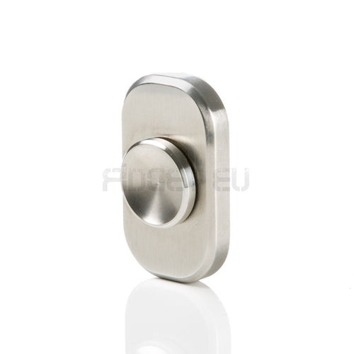 Kronos Mini Fidget Spinner Stainless Steel