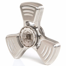 Very Dapper Tri Fidget Spinner by Kepler Technology with r188 Hybrid Ceramic Bearing