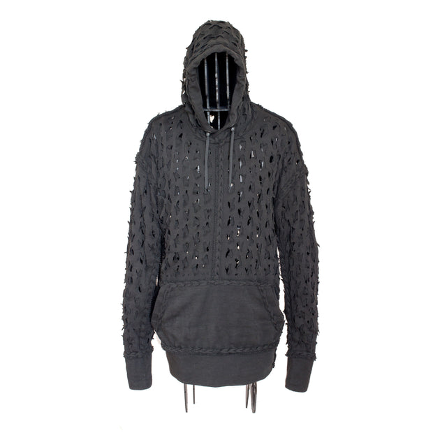 Self-Assembly 3D Camo Hoodie
