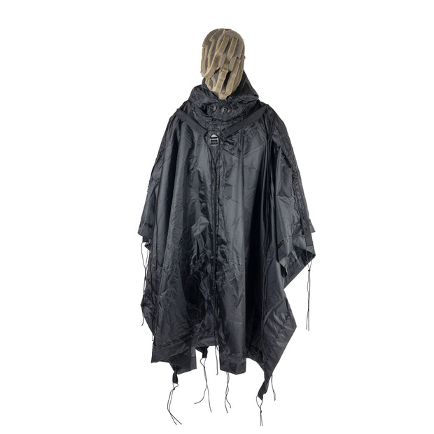 Self-Assembly Rain Cape construction kit