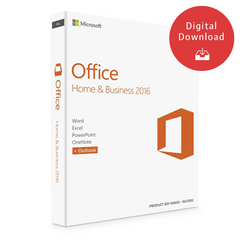 Microsoft Office For Mac - Home And Business 2016