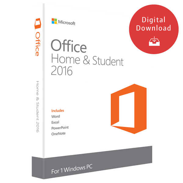 Microsoft Office - Home And Student 2016