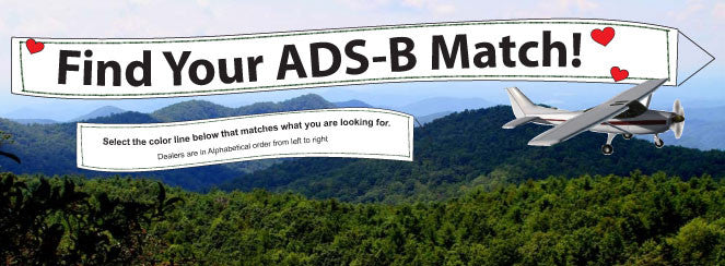 Find your ADS-B Match