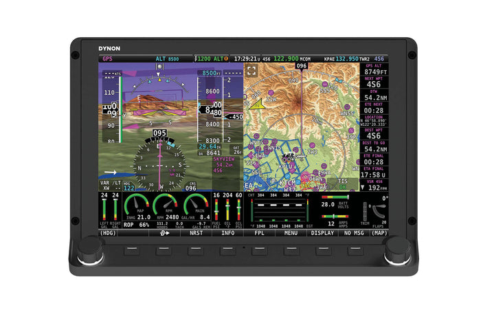 "7"" HD Touch Screen SV-HDX800 SkyView™ HDX"