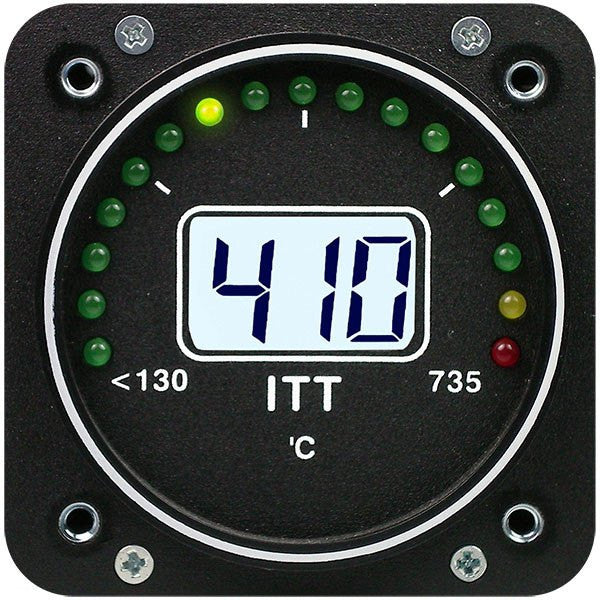 M-1-ITT, Inter Turbine Inlet Temperature