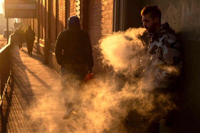 Are E-Cigs a Crisis? It's Risky to Call Them 'Unsafe'