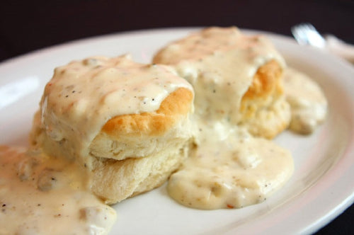2 Biscuits and Gravy