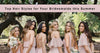 Top Hair Styles for Your Bridesmaids this Summer