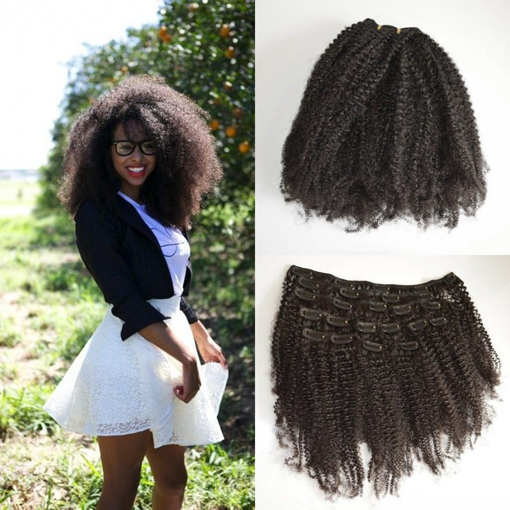 4 Things You Need To Know About Kinky Curly Clip In Hair Extensions