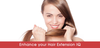 ENHANCE YOUR HAIR EXTENSION IQ