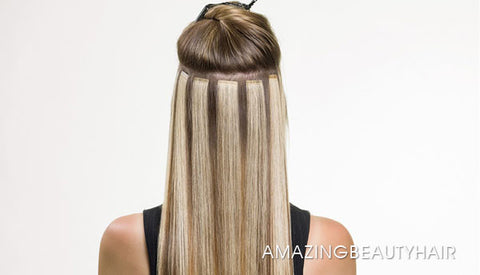 How Much Do Tape In Extensions Cost Amazingbeautyhair