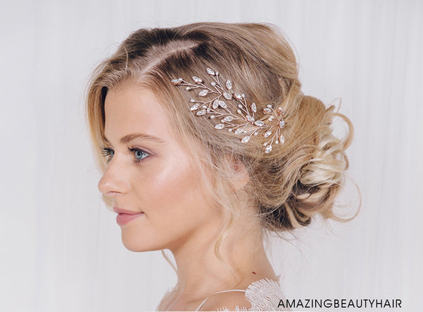 How Extensions Can Make A Wedding Up Do Go From Basic To Elegant With