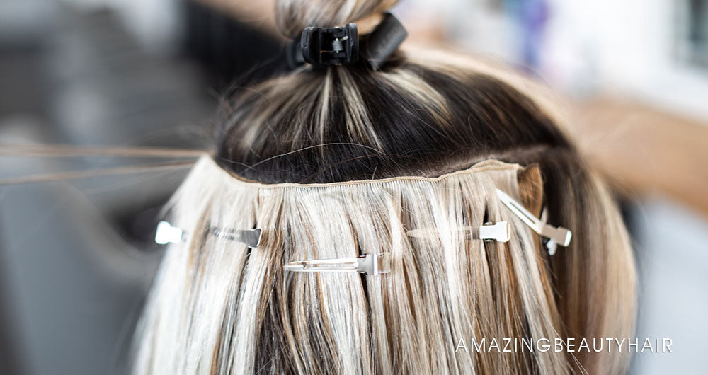 Hand Tied Weft Image