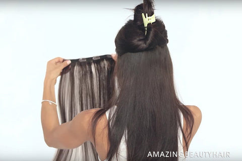 Apply Clip in Extensions