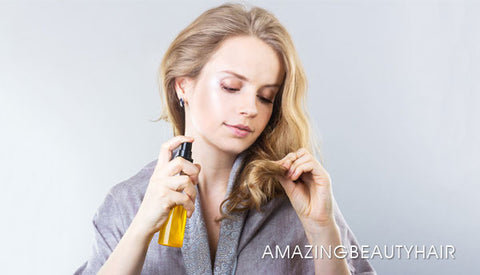 Try a frizz control spray