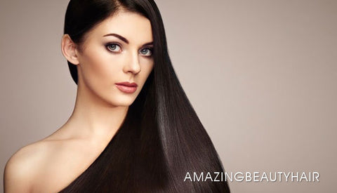 Black Hair Extensions Image