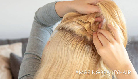 Layer Hair Wefts