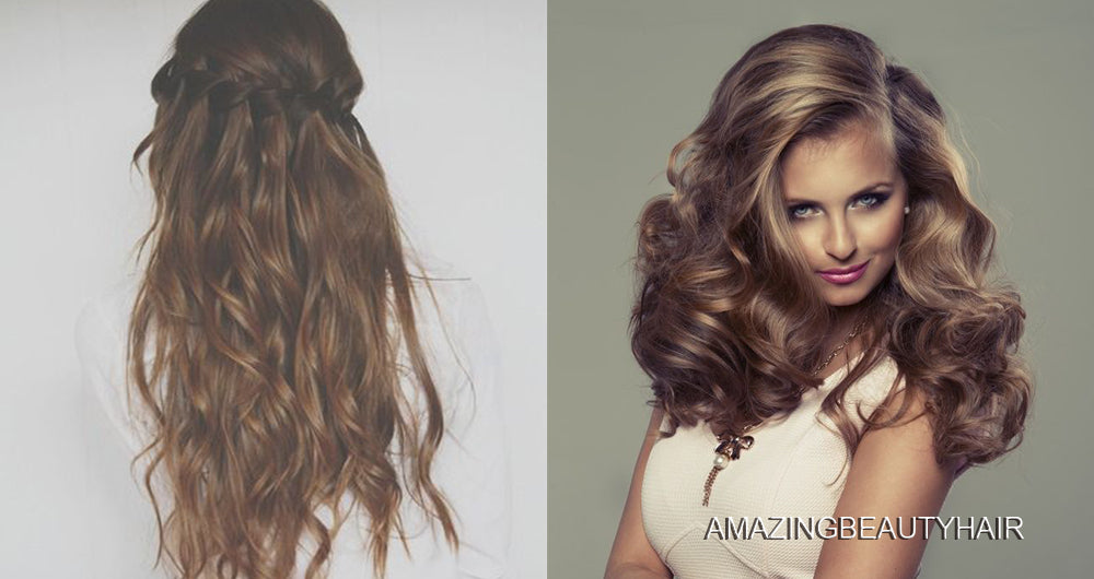 Amazing beauty hair