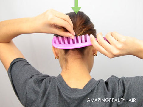 12 Steps To Blend Hair Extensions With Your Short Hair Amazingbeautyhair