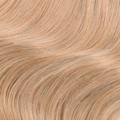 140g Golden Brown 12# Clip In Hair Extensions 20""