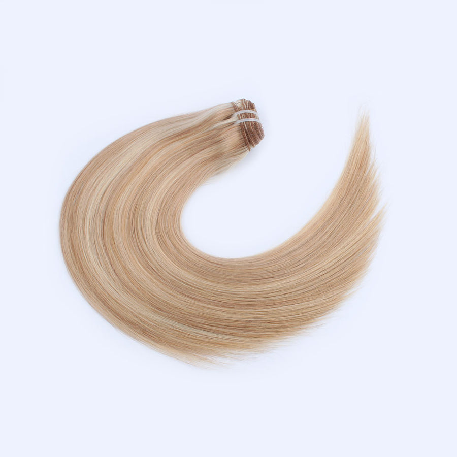 120G Highlights P12/60# Clip In Hair Extensions