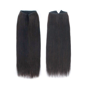Halo Hair Extensions 1B# Off Black