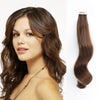 Tape In Hair Extension Rooted R#2/#4