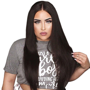 220g Dark Brown 2# Clip In Hair Extensions 22""