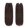 Halo hair extensions 100% human hair #3 medium dark brown|var-31562960470088