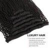 Clip in Hair Extension Afro Kinky Coily
