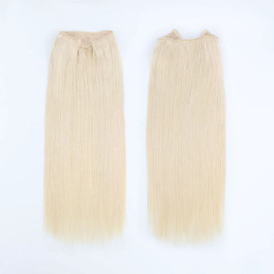Halo Hair Extensions 60# Platinum Ash Blonde